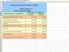 Efecto valor razonable-Valor en libros de activos y pasivos financieros: Información a revelar en la